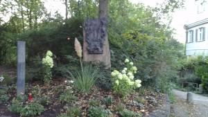 Pater Delp - Denkmal