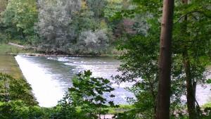 Isarwasserfall