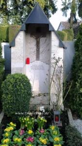 Grab von Franz Xaver Peteranderl