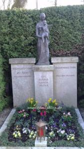 Grab von Dr. Bernhard & Hildegard Dorn