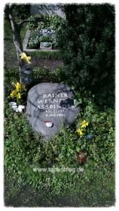 Grab von Rainer Werner Fassbinder