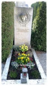 Grab von Sebastian Hecht