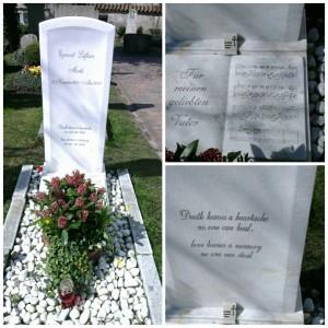 Grab von Monti Lüftner